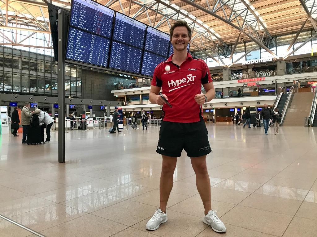 Xolay goes Zürich – Tischtennis Training in der Schweiz