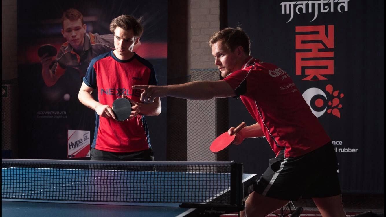 Der Tischtennisaufschlag, die besten Tipps & Tricks + Aufschlag Übungen