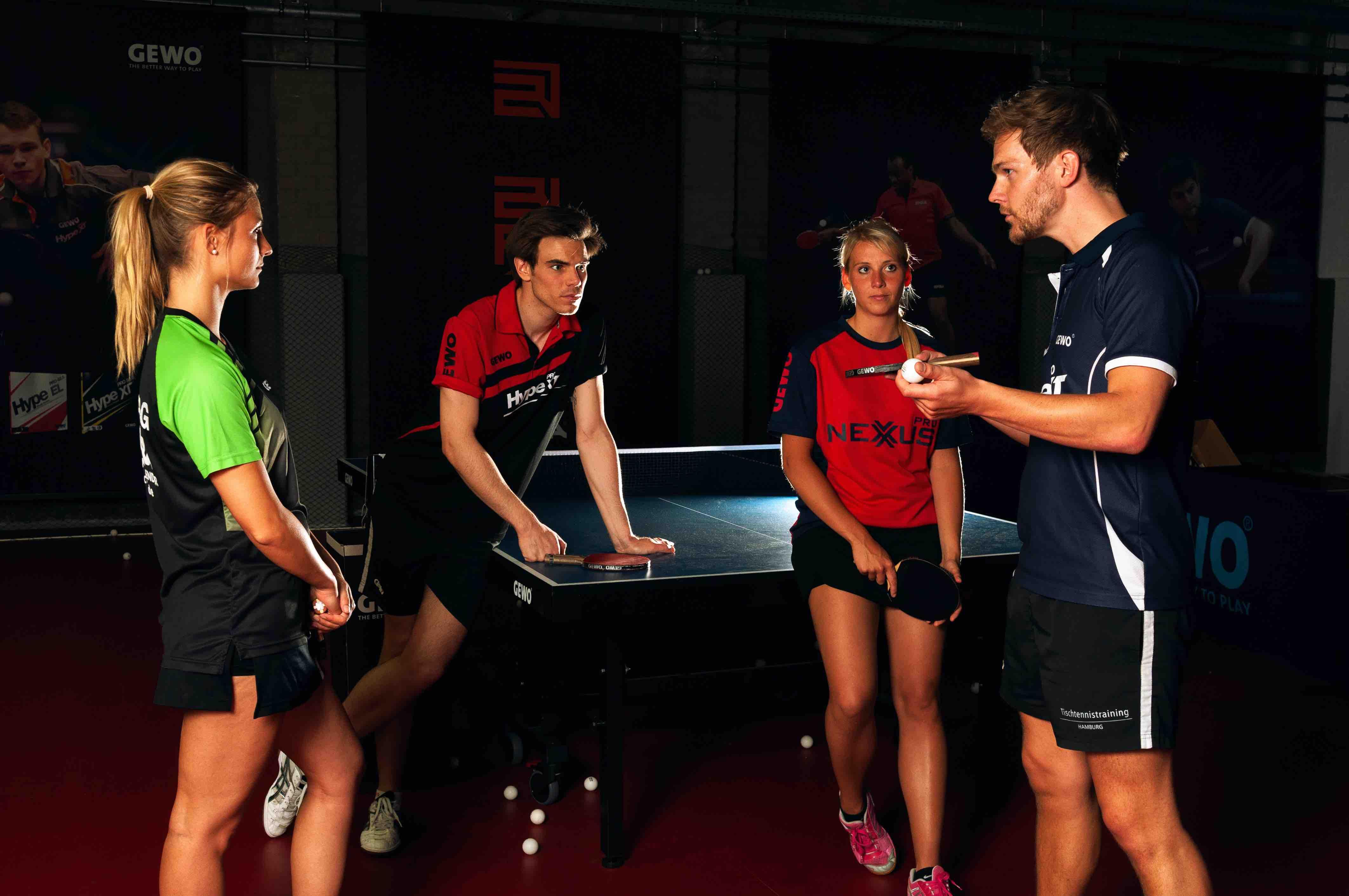 Tischtennis Lehrgänge von unser Tischtennisschule
