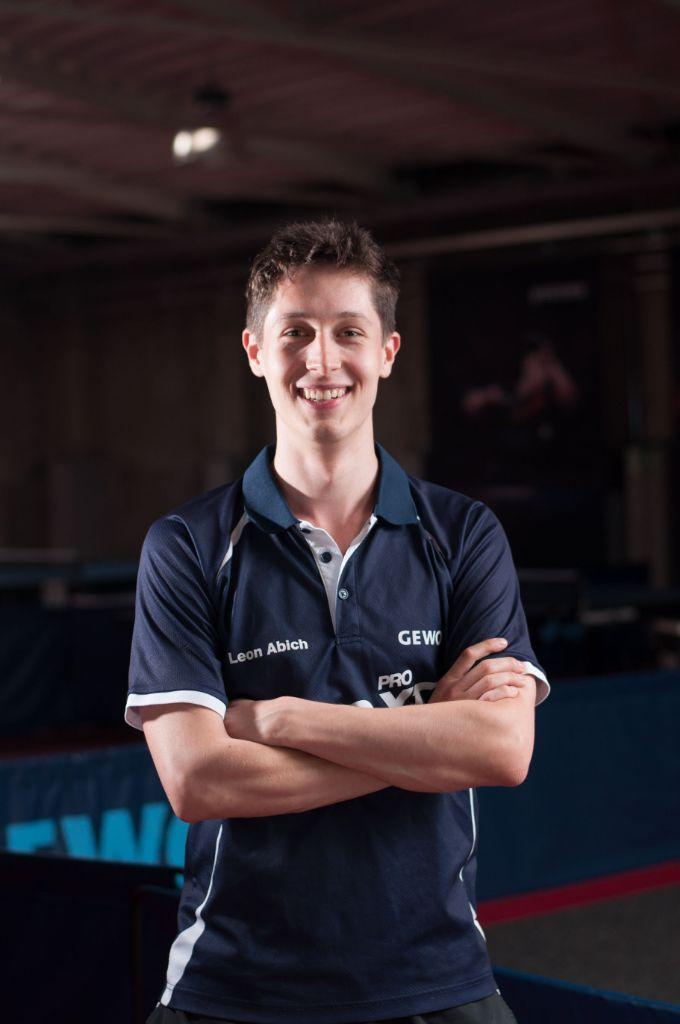 Leon Abich – Deutscher Meister im Tischtennis und sein Tischtennis Leben