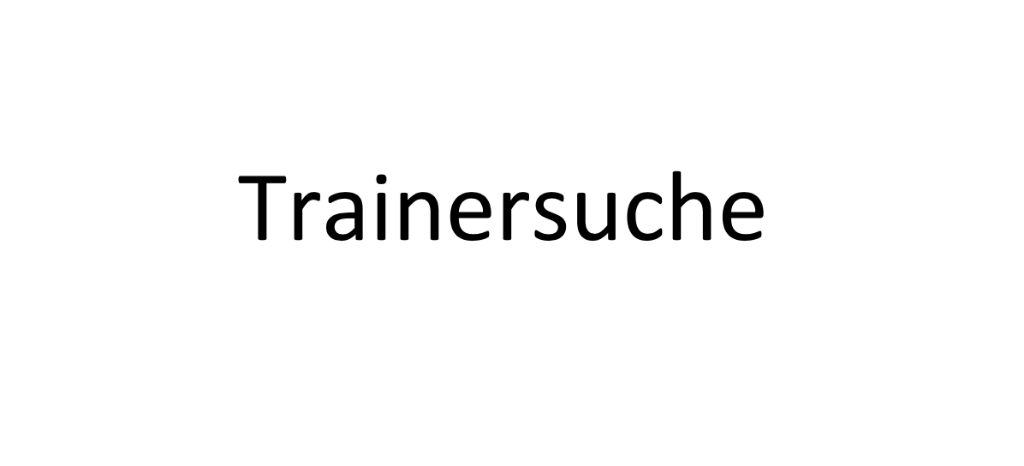 Tischtennisverein sucht Tischtennistrainer in Hamburg. Tischtennisschule und Tischtennislehrgänge