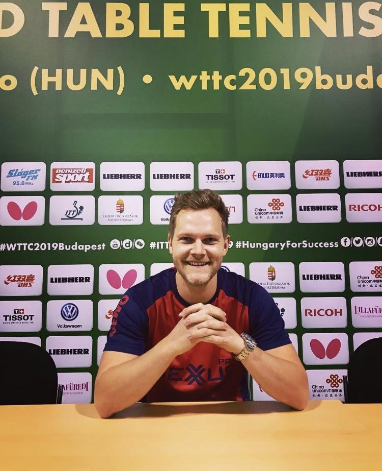 Tischtennis WM 2019 in Budapest – Ich kann es kaum erwarten!