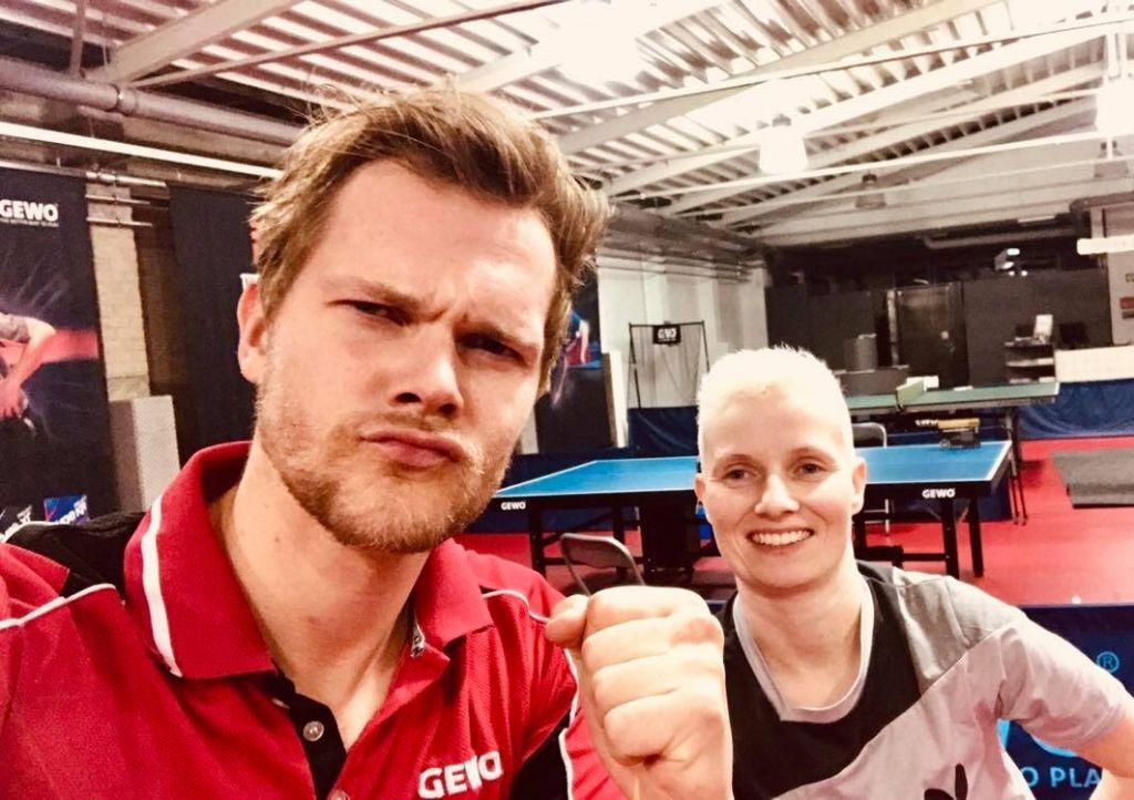 Tischtennisschule Hamburg Xolay Einzeltraining Tischtennis