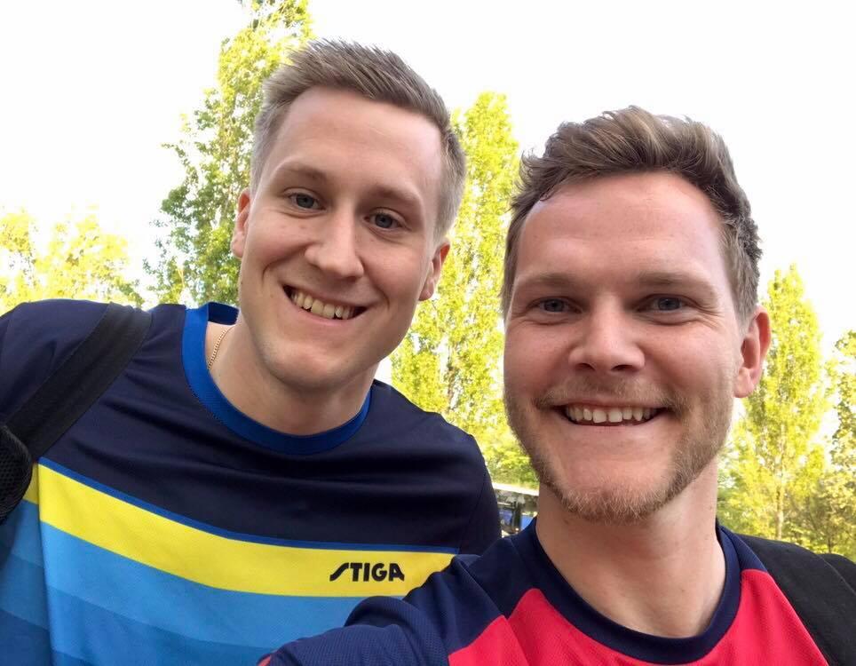 Mattias Falck  Ebnet der Plastikball den Weg für kurze Noppen?