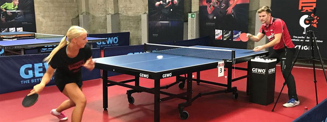 Foto Professionelles Tischtennis-Einzeltraining im Xolay